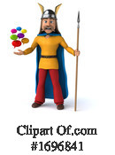 Gaul Warrior Clipart #1696841 by Julos