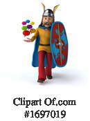 Gaul Warrior Clipart #1697019 by Julos
