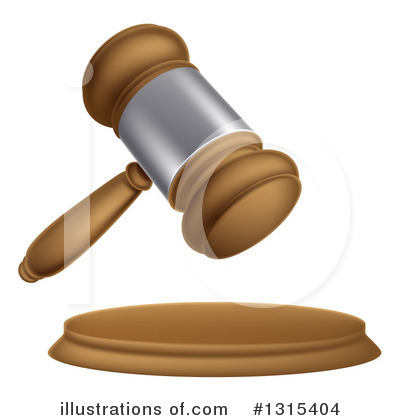 Justice Clipart #1315404 by AtStockIllustration