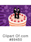 Royalty-Free (RF) Gay Clipart Illustration #89450