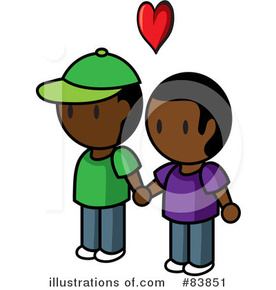 Couple Clipart #83851 by Rosie Piter