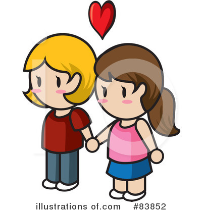 Couple Clipart #83852 by Rosie Piter