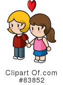 Gay Couple Clipart #83852 by Rosie Piter