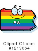 Gay State Clipart #1219064 by Cory Thoman