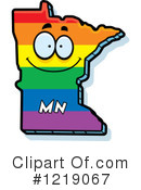 Gay State Clipart #1219067 by Cory Thoman