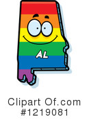 Gay State Clipart #1219081 by Cory Thoman
