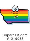 Gay State Clipart #1219083 by Cory Thoman