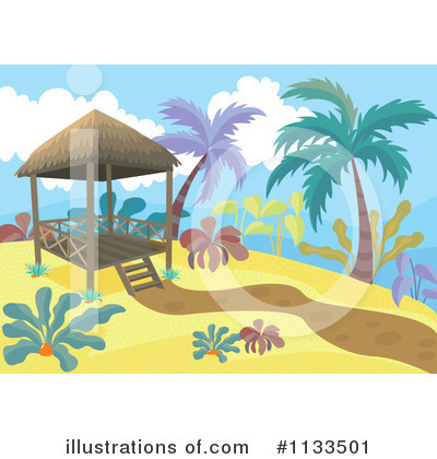 Gazebo Clipart #1133501 by Graphics RF