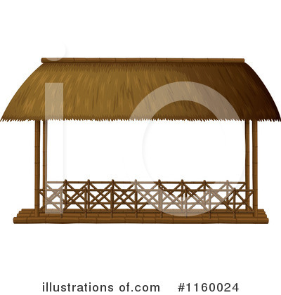 Gazebo Clipart #1160024 by Graphics RF
