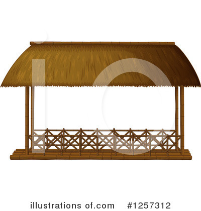 Gazebo Clipart #1257312 by Graphics RF