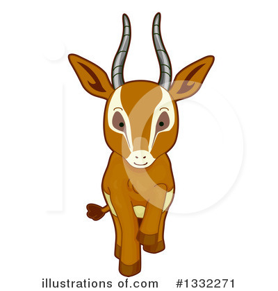 Cute Animal Clipart #1332271 by BNP Design Studio
