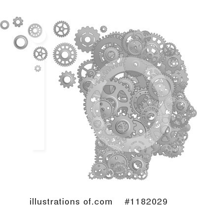 Brain Clipart #1182029 by Vector Tradition SM