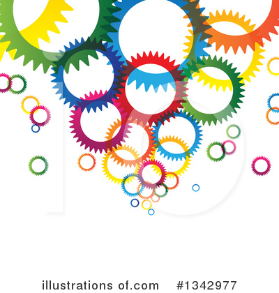 Cog Wheel Clipart #1342977 by ColorMagic
