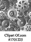 Gears Clipart #1701225 by AtStockIllustration