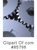 Gears Clipart #85796