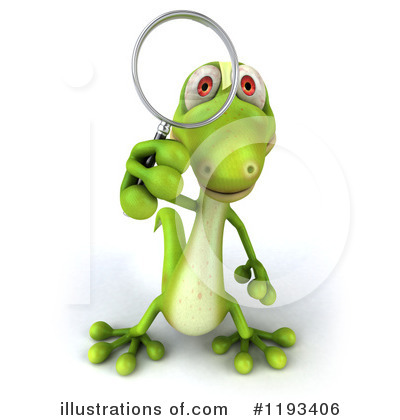 Gecko Clipart #1193406 by Julos