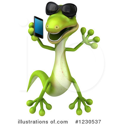 Cell Phone Clipart #1230537 by Julos