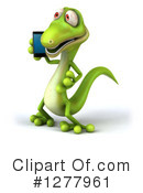 Gecko Clipart #1277961 by Julos