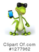 Gecko Clipart #1277962 by Julos