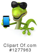 Gecko Clipart #1277963 by Julos