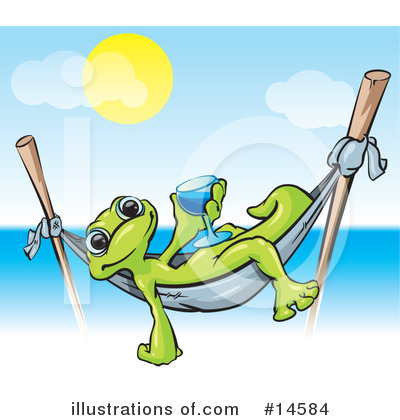 Vacation Clipart #14584 by Leo Blanchette