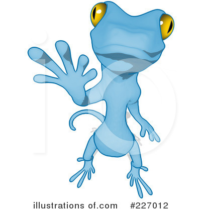 Gecko Clipart #227012 by Julos