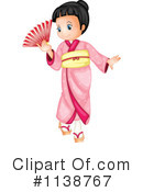 Geisha Clipart #1138767 by Graphics RF