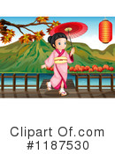 Geisha Clipart #1187530 by Graphics RF