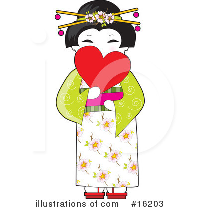 Heart Clipart #16203 by Maria Bell
