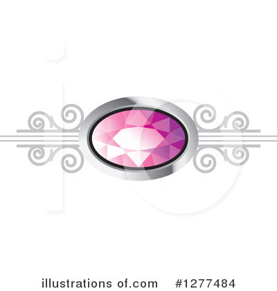 Gemstone Clipart #1277484 by Lal Perera