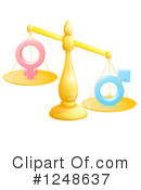 Gender Clipart #1248637 by AtStockIllustration