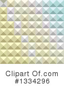 Geometric Background Clipart #1334296 by patrimonio