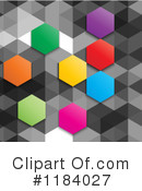 Geometric Clipart #1184027 by KJ Pargeter