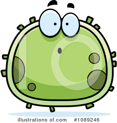 Germ Clipart #1089246 by Cory Thoman