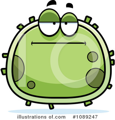 Germ Clipart #1089247 by Cory Thoman
