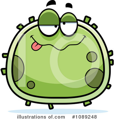Germ Clipart #1089248 by Cory Thoman