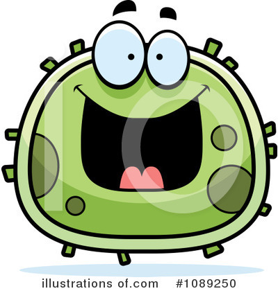 Germ Clipart #1089250 by Cory Thoman