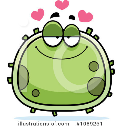 Germ Clipart #1089251 by Cory Thoman