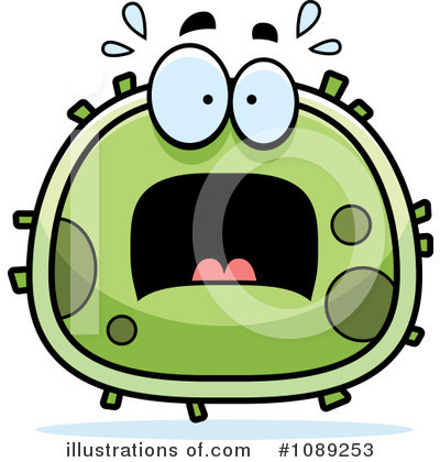 Virus Clipart #1089253 by Cory Thoman