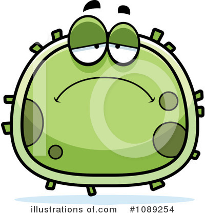 Germ Clipart #1089254 by Cory Thoman