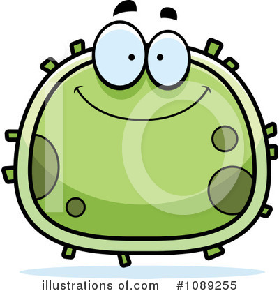 Germ Clipart #1089255 by Cory Thoman