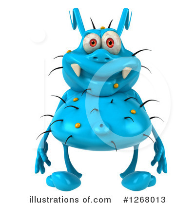 Royalty-Free (RF) Germ Clipart Illustration by Julos - Stock Sample #1268013