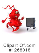 Royalty-Free (RF) Germ Clipart Illustration #1268018
