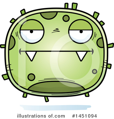 Germ Clipart #1451094 by Cory Thoman