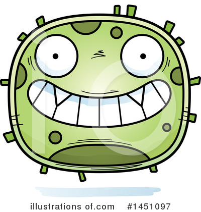 Germ Clipart #1451097 by Cory Thoman