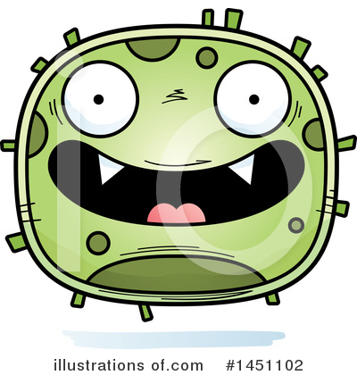 Germ Clipart #1451102 by Cory Thoman