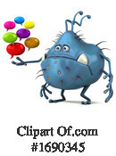 Germ Clipart #1690345 by Julos