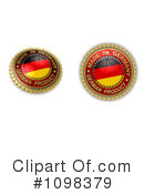 Royalty-Free (RF) German Clipart Illustration #1098379