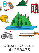 German Clipart #1388475 by Vector Tradition SM