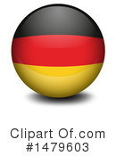 German Flag Clipart #1479603 by Graphics RF
